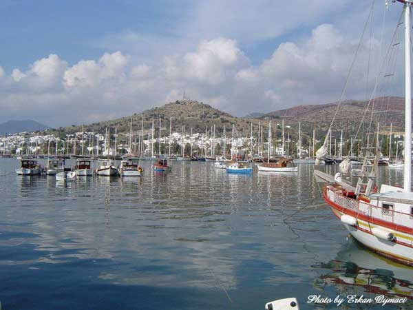 A view from Bodrum