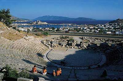Antique Theatre Bodrum