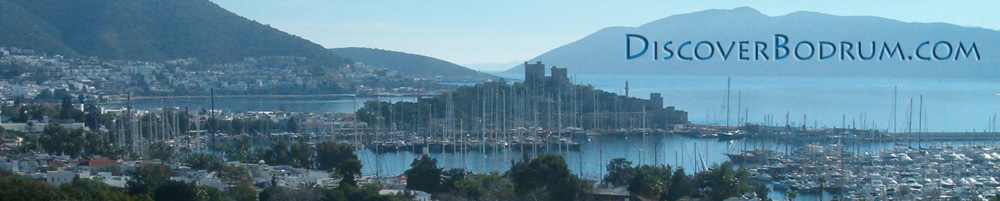 Bodrum Holiday Guide - www.DISCOVERBODRUM.com